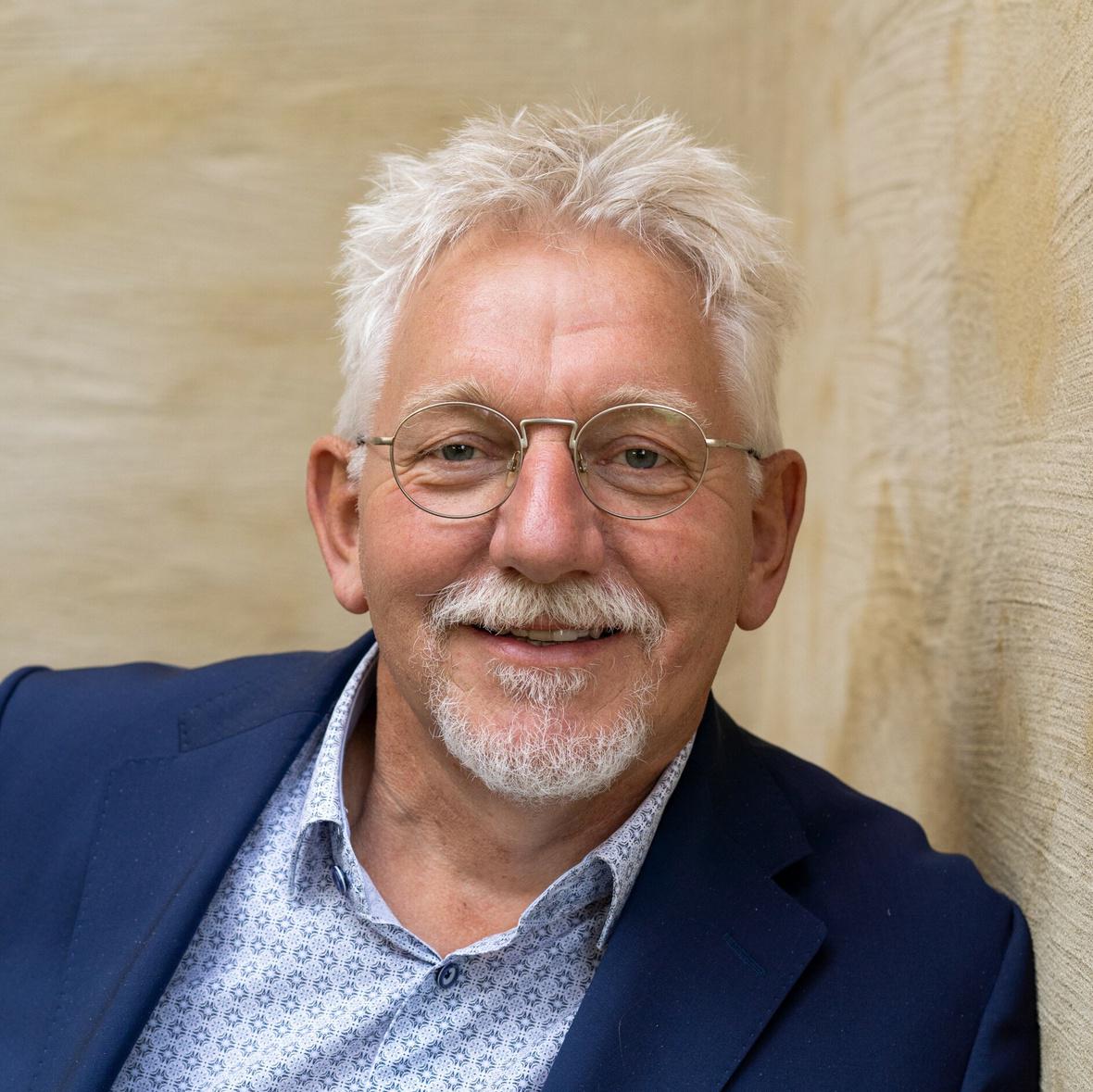 Profielfoto auteur Klaas van der Kamp