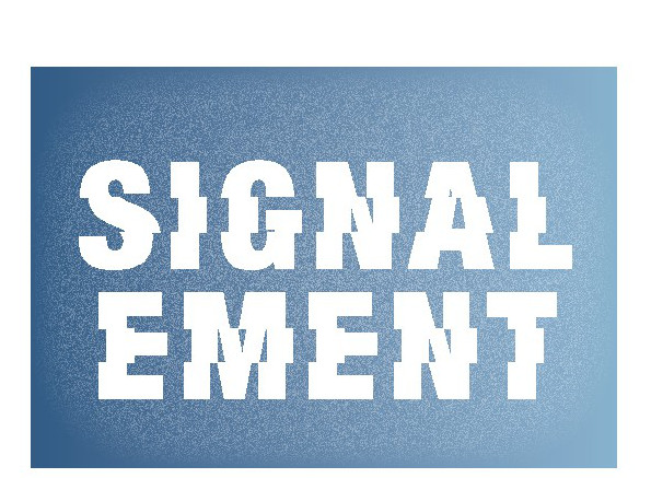 Logo rubriek Signalement