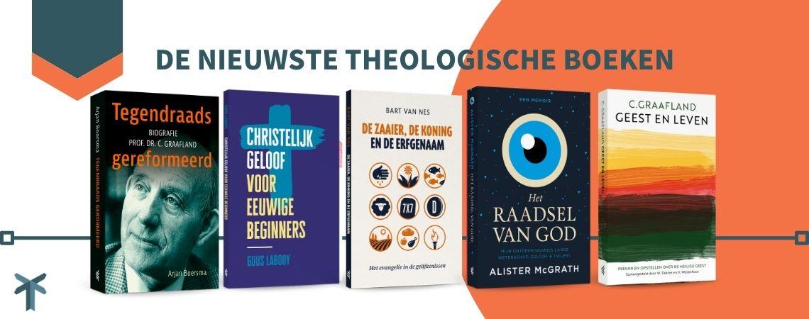 de nieuwste theologische boeken juni