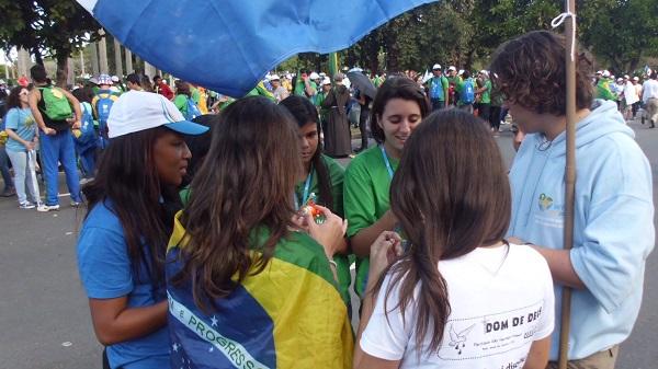 Wereld Jongeren Dagen in Rio
