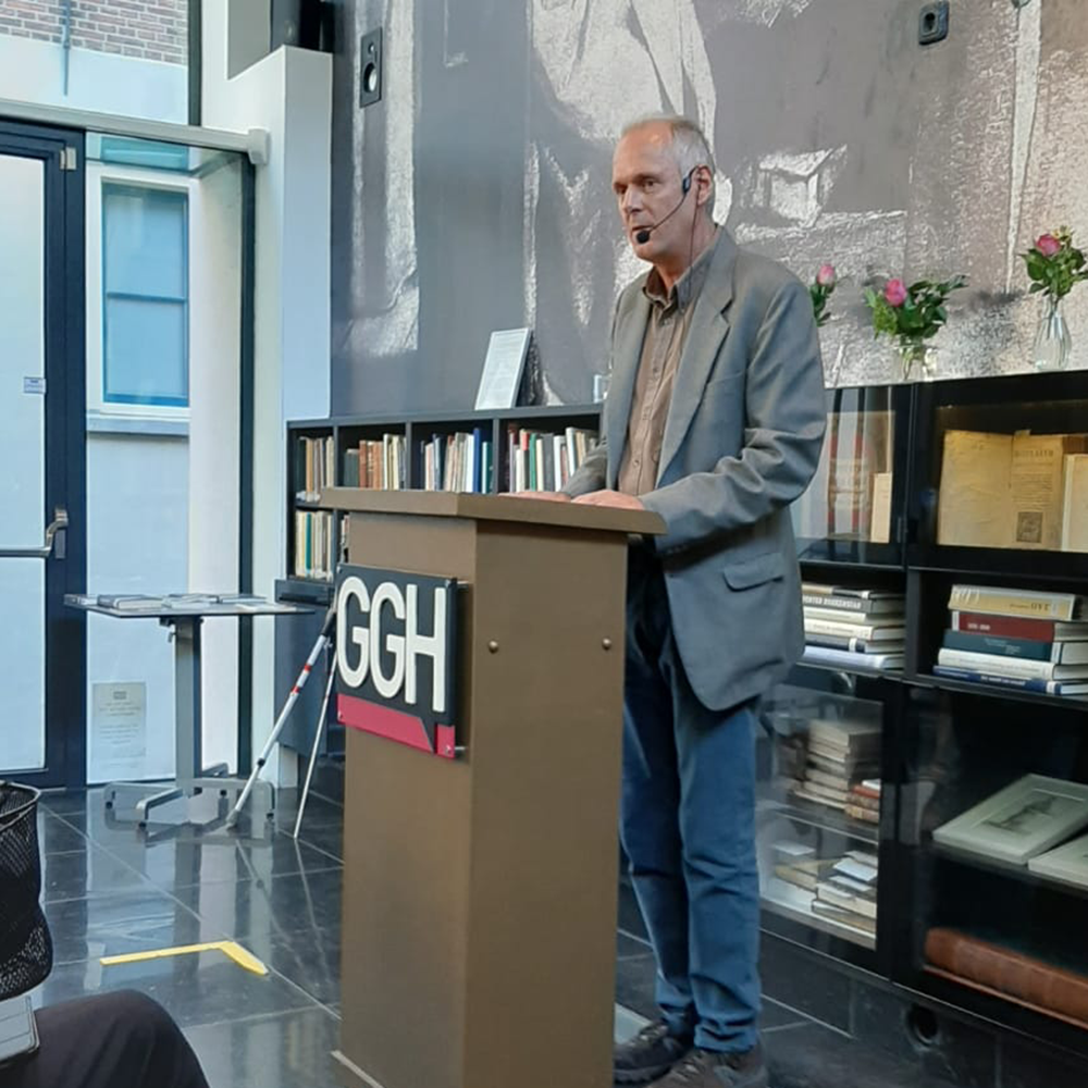Auteur Frank de Roo