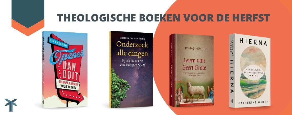 theologische boeken voor de herfst